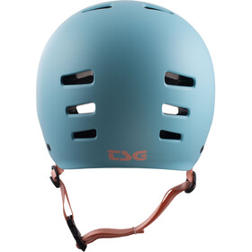 TSG Evolution Solid Color Helm Damen satin porcelain blue